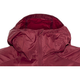 inov-8 AT/C Windshell Jacket Damer, dark red